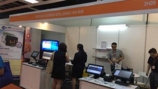 EBI's Event In Cosmobeaute Asia | Eurosolve Business Intelligence