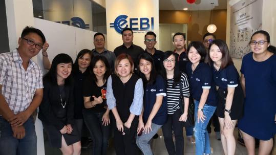 Launching Event For New EBI's POS Platform - EBI