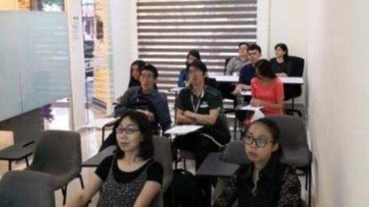 EBI's 2018 Budget & GST Training at EBI Training Centre